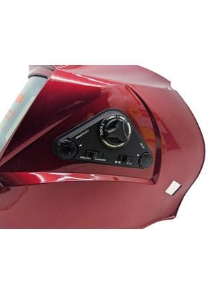 Сварочная маска хамелеон Forte МС-9100 PROFI