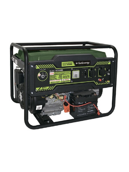 Бензиновый генератор GetEnergy GC65BE