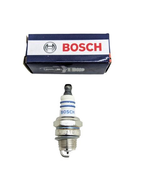 Свеча зажигания BOSCH для бензопил и мотокос (иридиевая)