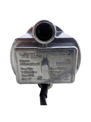 Насос вибрационный Wetron 778382 (верхний забор)