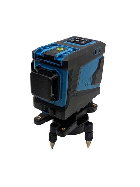 3D линейный лазерный уровень Kraissmann 12 3D-LLG 25 RG