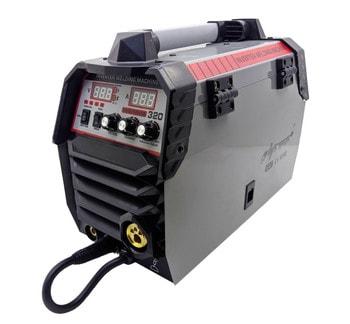 Сварочный инверторный полуавтомат Луч Профи MIG/MMA-320