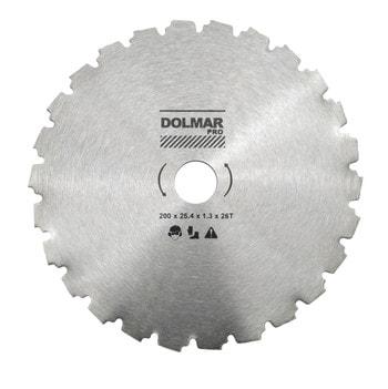 Нож Dolmar T26 для мотокосы 200мм