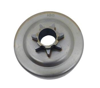 Тарелка сцепления цельная для бензопил Husqvarna 340/345/350