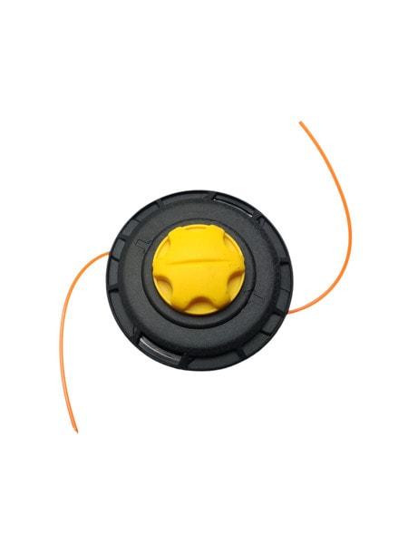 Косильная головка автоматическая для мотокосы (черная)