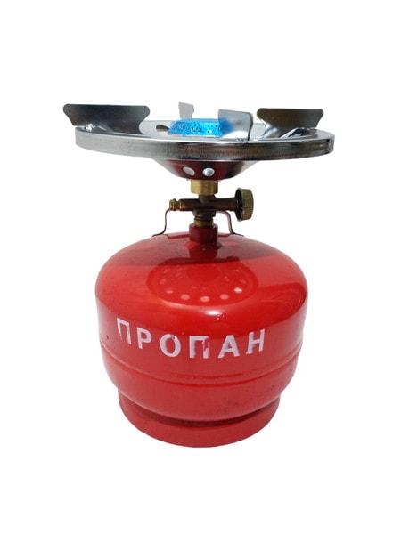 Баллон с газовой горелкой Sigma для кемпинга