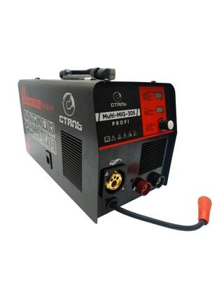 Сварочный инверторный полуавтомат Сталь Multi-MIG-305 PROFI