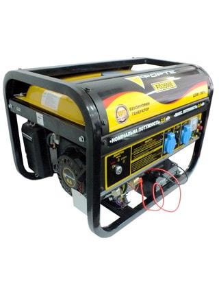 Бензиновый генератор Forte FG3500Е