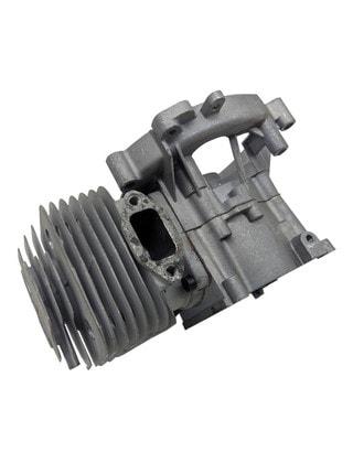 Двигатель в сборе с поршневой для мотокосы Ø40-44мм