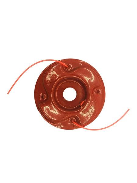 Косильная головка металлическая для мотокосы