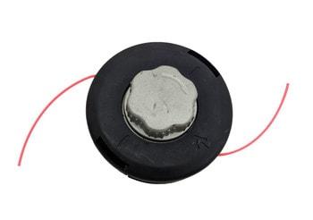 Автоматическая косильная головка для мотокосы (металлическая кнопка)