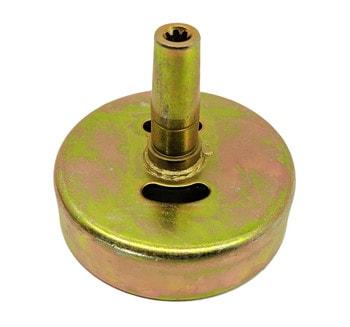 Тарелка редуктора сцепления для мотокосы (7 шлицов)