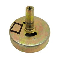Тарелка редуктора сцепления для мотокосы (квадрат)