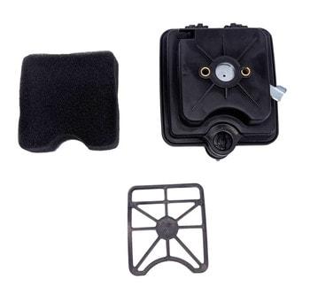 Фильтр воздушный квадратный в корпусе для мотокосы