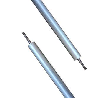 Штанга + вал для мотокосы (7 шлицов, квадрат, Ø26мм)