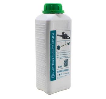 Моторное масло KRAISSMANN для двухтактных двигателей (1 литр)