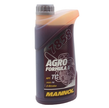 Моторное масло Mannol 7858 для Stihl (1 литр)