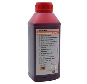 Моторное масло Stihl для двухтактных двигателей (0,5 литра)