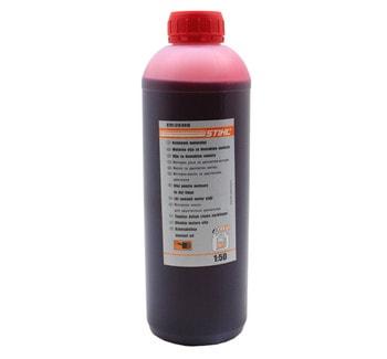 Моторное масло Stihl для двухтактных двигателей (1 литр)