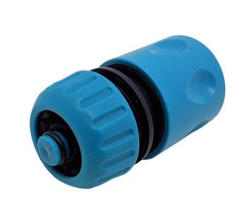"""Соединитель (коннектор) для шланга CELLFAST ½"""" аквастоп (51-120Н)"""