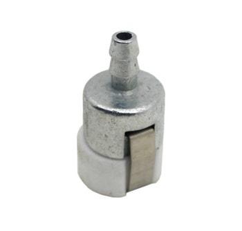 Фильтр топливный для бензопил 3,5 мм (керамика+металл)