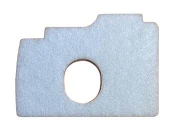 Фильтр воздушный для бензопилы STIHL MS 180 ORIGINAL