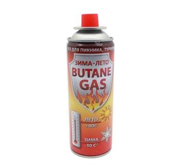 Баллон газовый VITA 220 г красный Украина (GB-0002)