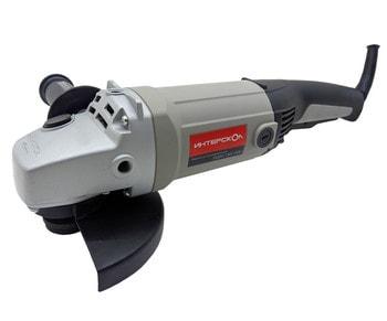 Угловая шлифмашина (болгарка) Интерскол УШМ-150/1300