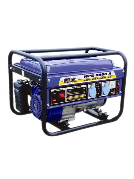 Бензиновый генератор Werk WPG3600