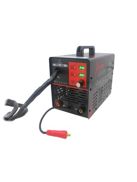 Сварочный инверторный полуавтомат Сталь Multi-MIG-240 PROFI
