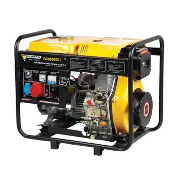 Дизельный генератор Forte FGD6500E3