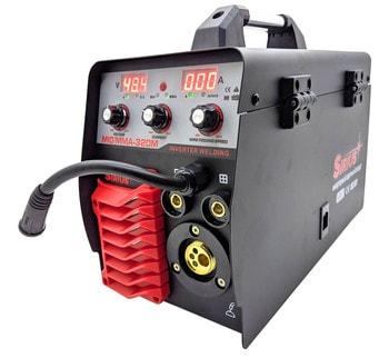 Сварочный инверторный полуавтомат Sirius MIG/MMA-320M