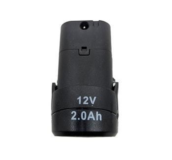 Аккумулятор для шуруповерта (2 А*ч, 12 В, Li-ion)