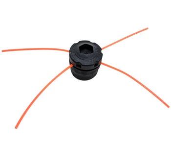 Косильная головка для мотокос /пластик/