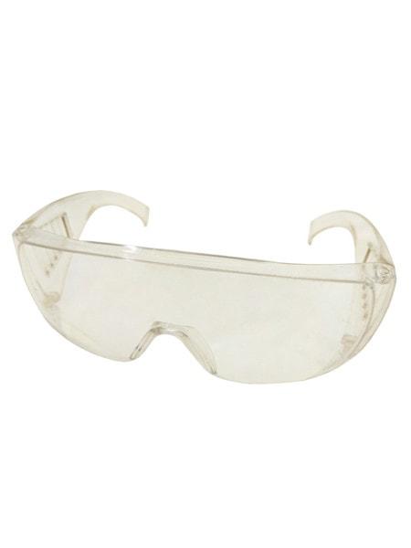 Очки защитные пластмассовые Свитязь (белые)