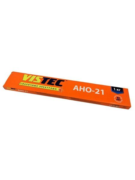 Электроды сварочные Vistec АНО-21 (3.0 мм, 1 кг)