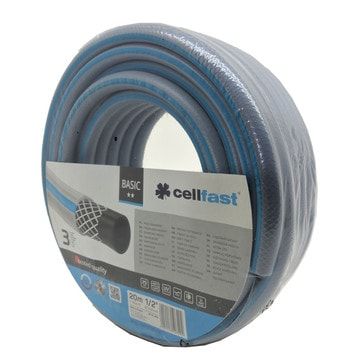 "Шланг поливочный CELLFAST BASIC ½"", 20м (10-400)"