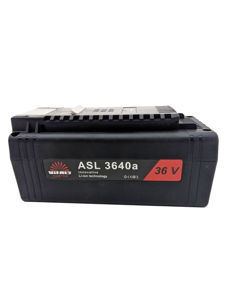Аккумулятор для цепной пилы и триммера Vitals 4 А*ч, 36 В