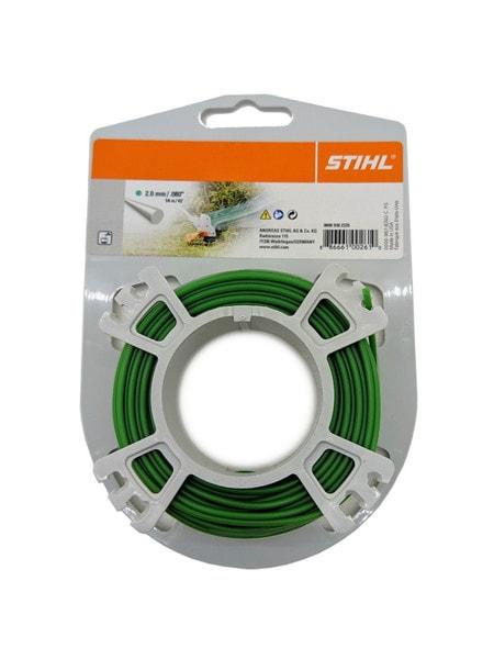 Леска триммерная STIHL 2,0 мм*14 м, круглая