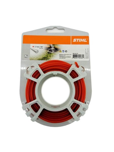 Леска триммерная STIHL 2,7 мм*9 м, круглая