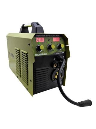 Сварочный инверторный полуавтомат Eltos MIG/MMA-350