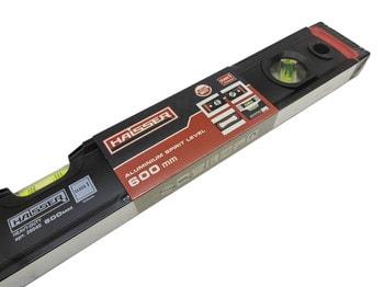 Уровень спиртовой магнитный Haisser Heavy Duty 600 мм (26040)