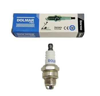 Свеча зажигания Dolmar для бензопил и мотокос, 3-х контактная