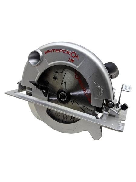 Пила дискова Интерскол ДП-210/1900М