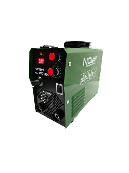 Сварочный инверторный полуавтомат Nowa mini MIG-300